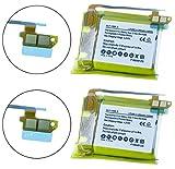 Samsung Galaxy Gear 2 Neo Smartwatch Battery Combo-Pack Includes: 2 x SDMP-P677 Batteries