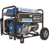 Powerhorse Portable Generator - 7000 Surge Watts, 5500 Rated Watts