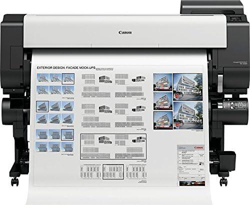 Canon imagePROGRAF TX-4000 - Impresora de Gran Formato (2400 x 1200 dpi, Inyección de Tinta, HP-GL/2,PDF 1.6, Negro, Cian, Magenta, Amarillo, 0,1%, 0,8 mm): Canon: Amazon.es: Informática