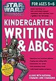 Best Brains Workbooks - Star Wars Workbook: Kindergarten Writing and ABCs Review