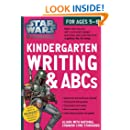 Star Wars Workbook: Kindergarten Writing and ABCs (Star Wars Workbooks)