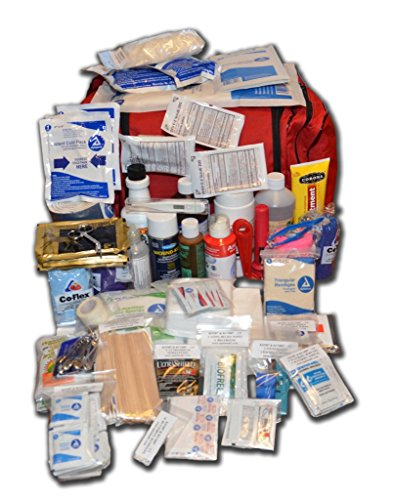 Trailering Equine First Aid Medical Kit - Large by EquiMedic, USA