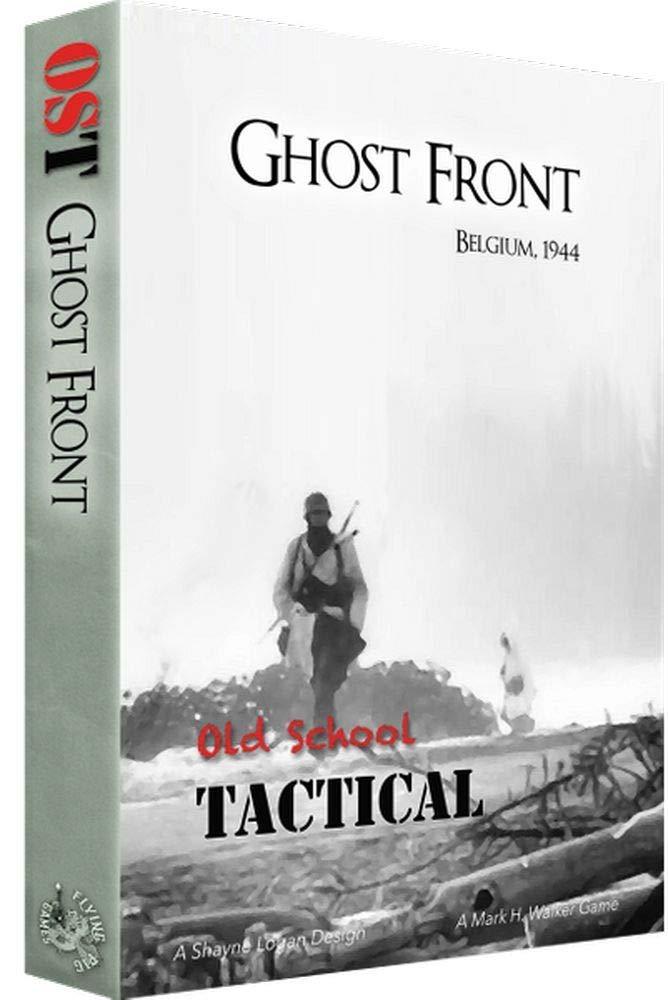 gran descuento Flying Pig Pig Pig Juegos Old School Tactical Volume 2  Ghost Front, Belgium 1944 - Expansion  más vendido