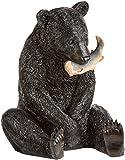 Design Toscano The Expert Fisherman Black Bear Statue For Sale