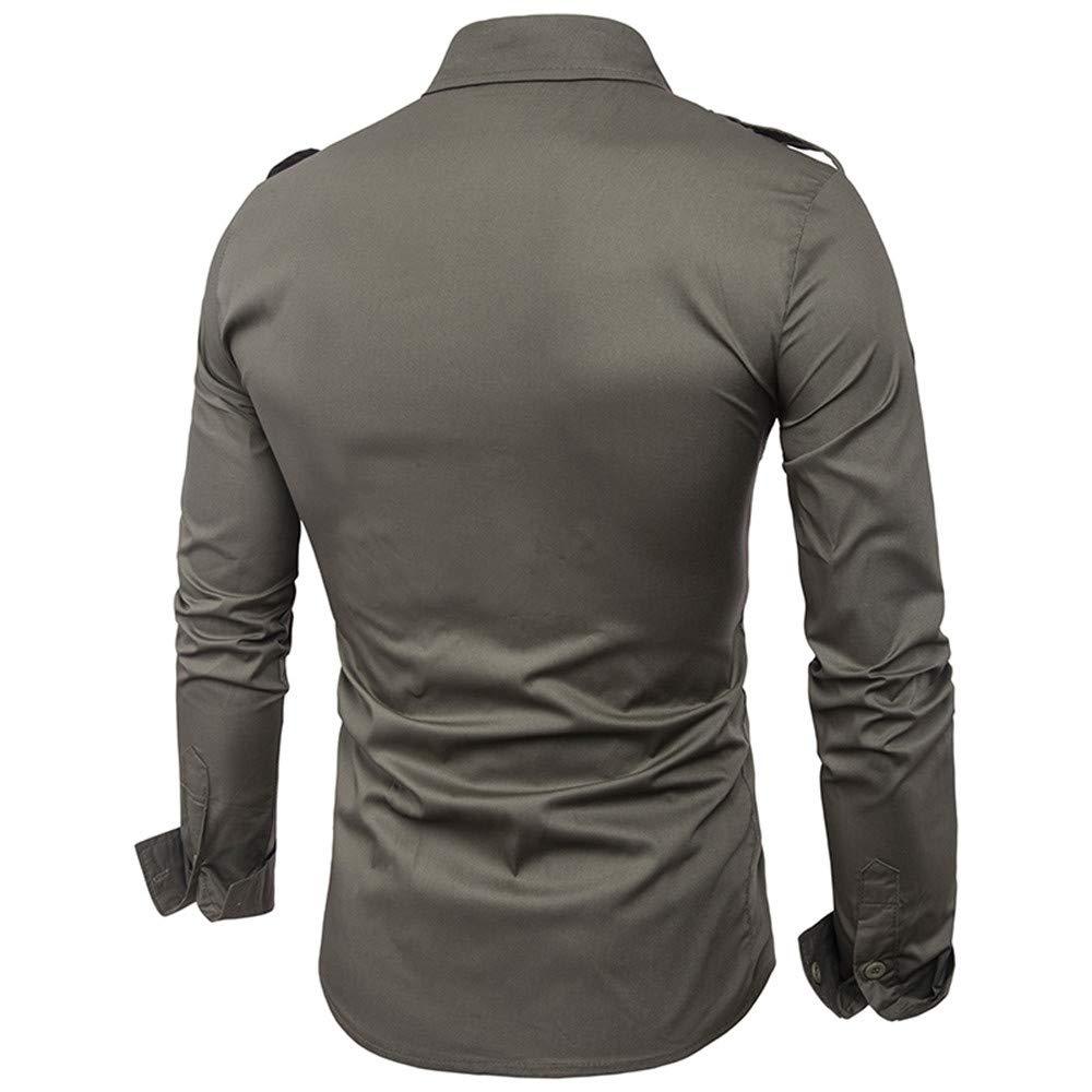 ChallengE Camicia Uomo 29ace1089aa