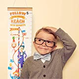 Circus Growth Chart for Kids – Cute Height