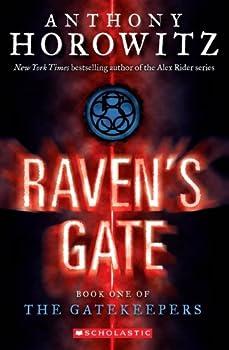 Raven's Gate 0439843294 Book Cover