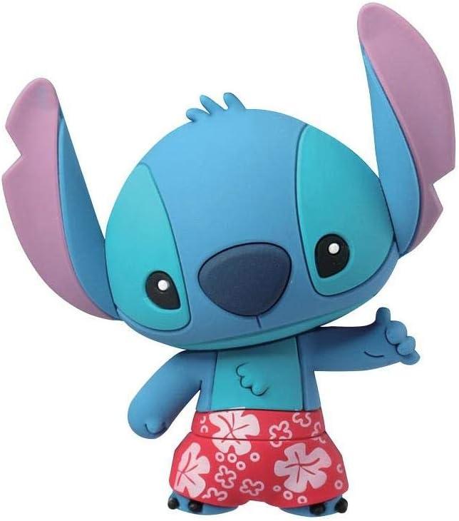 Llavero Disney Lilo & Stitch Disfraz Playa Monogram Goma 7 cm ...
