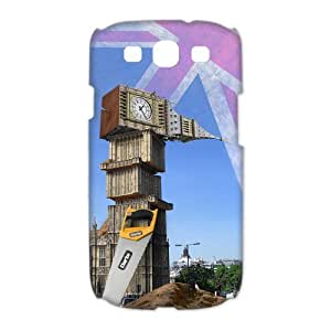 Custom Big Ben Hard Back Cover Case for Samsung Galaxy S3 CL627