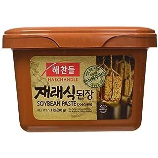 Jaeraesik Soybean Paste (1.1 lb) By CJ Haechandle - PACK OF 3