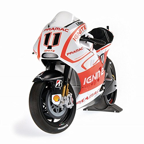 Ducati Desmosedici GP13 MotoGP 2013 Model Motorcycle in 1:12 Scale by Minichamps ()