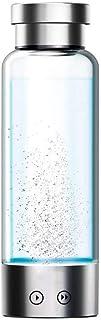 UTNF Titane Qualité Eau Riche en Hydrogène Tasse d'eau Ioniseur Fabricant/Générateur Deux Modes Super Antioxydants Orp Bouteille D'Hydrogène 480Ml