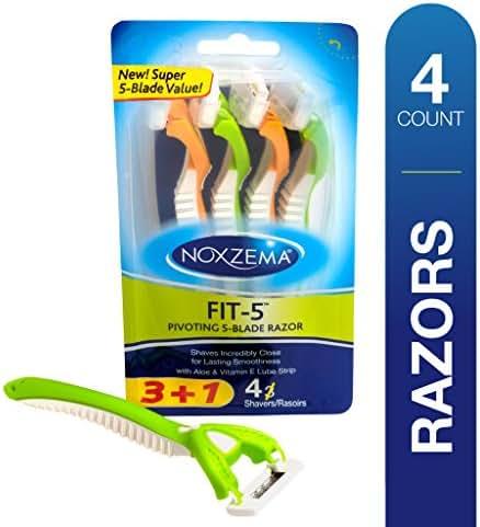 Razor Blades: Noxzema Fit-5