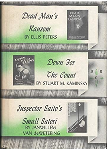 Dead Man's Ransom / Down For The Count / Inspector's Saito's