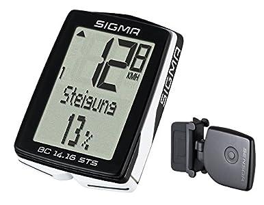 Entfernungsmesser Fahrrad : Sigma sport fahrradcomputer fahrrad computer