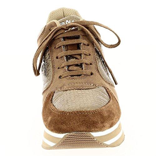 parko femme name jogger parko no jogger Bronze r7W6r