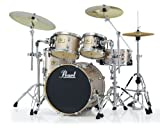 Pearl Session Studio Classic SSC924XUP/C 4-Piece Drum Shell Pack, Vintage Copper Sparkle