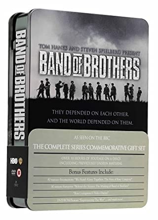 Band Of Brothers: Complete HBO Series Limited Edition ...