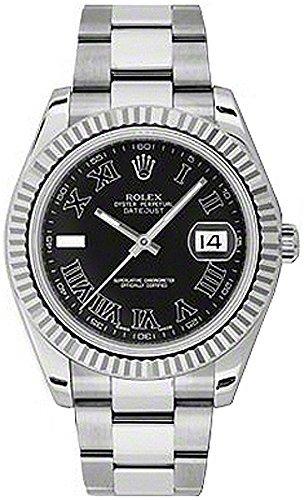 Reloj de pulsera, de la marca Rolex, modelo Oyster Perpetual Datejust II 116334: Amazon.es: Relojes