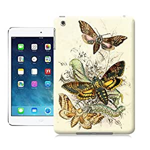 Unique Phone Case Butterfly Death's Head Moth and Friends Hard Cover for ipad mini cases-buythecase