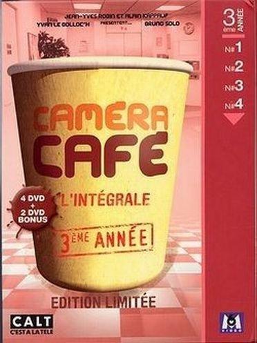 Caméra café - Lintégrale - 3ème année Francia DVD: Amazon.es ...