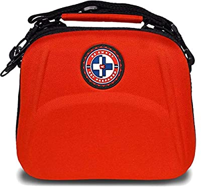 Tactical First Aid Kit: Be Smart Get Prepared 201 Piece First Aid Kit - Office, Home, Car, School, Emergency, Survival, Camping, Hunting, Sports and Outdoors by Total Resources International (TRI)