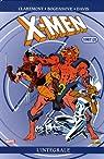 X-Men l'Intégrale : 1987 : Tome 1 par Claremont