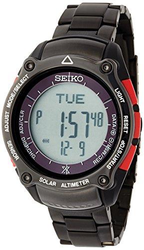 SEIKO PROSPEX Watch MIURA DOLPHINS Official Model Alpinist Solar HardRex SBEB019 Mens