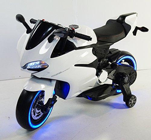12V Motorbike Battery - 5