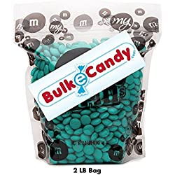 MY M&M'S Aqua M&M'S Bulk Candy Bag (2lb)