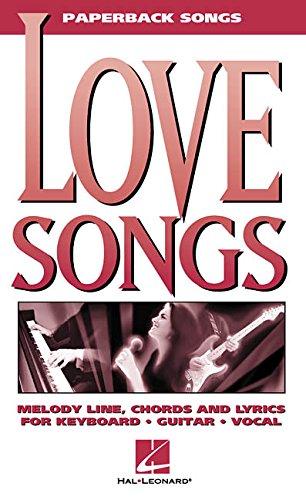 Love Songs (Paperback Songs)