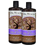 Dr. Woods Raw African Black Liquid Soap with Organic Shea Butter 8 Ultra moisturizing cleanser All natural and eco-friendly Helps clear skin blemishes