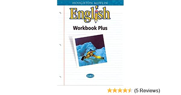 Houghton mifflin english workbook plus consumable grade 8 houghton houghton mifflin english workbook plus consumable grade 8 houghton mifflin 9780618090679 amazon books fandeluxe Image collections