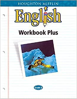 Houghton mifflin english workbook plus consumable grade 8 houghton houghton mifflin english workbook plus consumable grade 8 houghton mifflin 9780618090679 amazon books fandeluxe Gallery