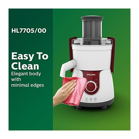Philips Viva HL7705/00 700-Watt Juicer Mixer Grinder 5