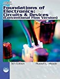 img - for Foundations of Electronics: Circuits & Devices Conventional Flow book / textbook / text book