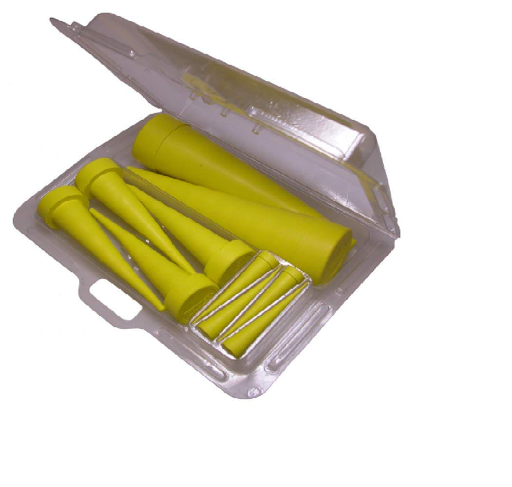 Rubber Bung Mixbox Set Seals Hoses Or Rigid Pipes to Avoid Oil and Chemicals Spills During Maintenance and Repair.