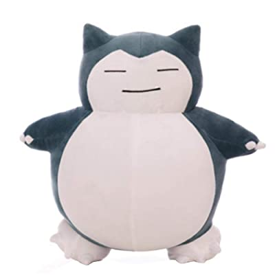 Pokemon Plush - Jumbo 30cm Snorlax Pokemon Center Kabigon Plush Toy Soft Doll Figure Gift Details: Baby