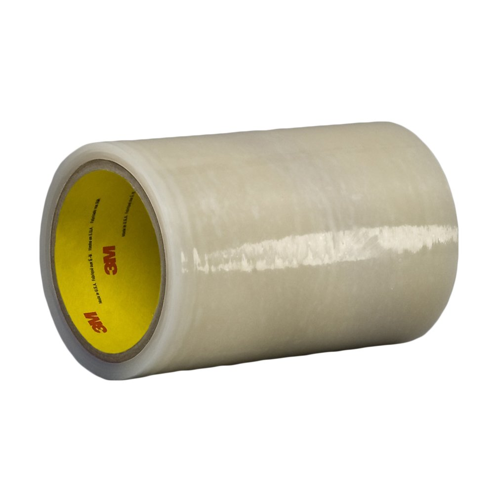 TapeCase 3M 2A825C 24 x 1500FT Clear Co-Extruded Protective Tape 24 x 1500 Roll 24 x 1500/' Roll 3M 2A825C 24 x 1500FT