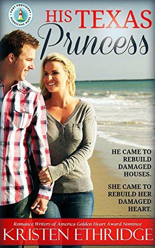 book cover of His Texas Princess