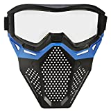 #1: Nerf Rival Face Mask (Blue)