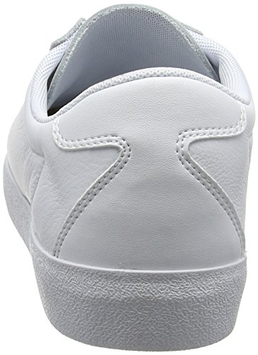 Homme Blanc Classic Match White White Nike Leather Sneakers Basses ZH47q