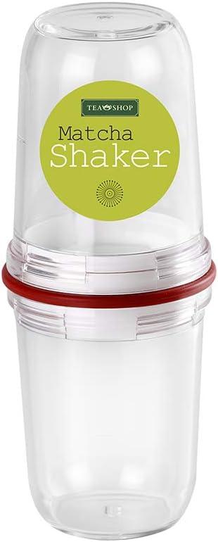 TEA SHOP - Matcha Shaker - Otros complementos: Amazon.es: Hogar