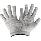 GliderGloves W159540MGREYXL Touch Screen Gloves for Iphone and Android - Light Grey