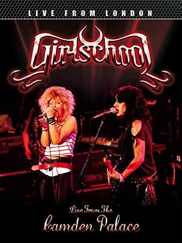 Girlschool on Amazon Prime Video UK
