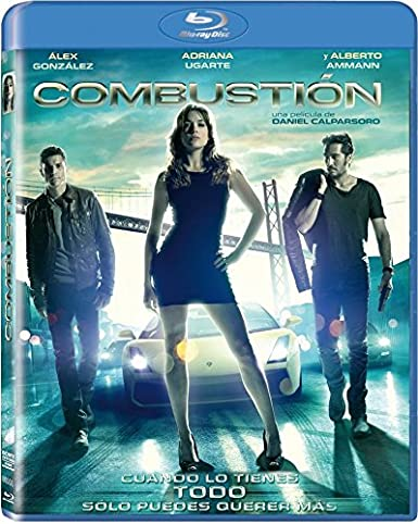 Combustion - Bd [Blu-ray]