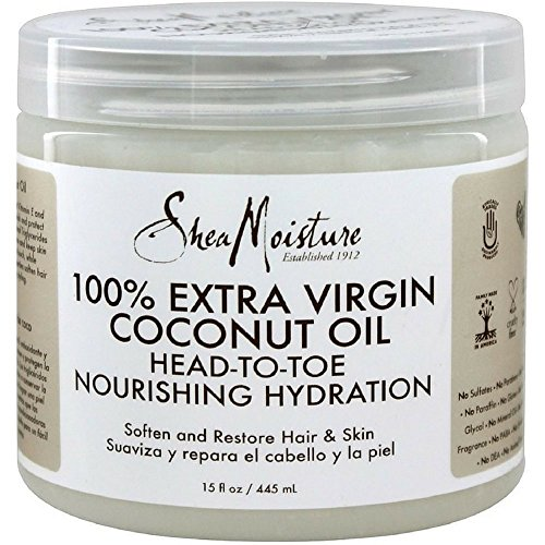 Shea Moisture Xtra Virgin Coconut Ounce product image