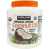 Kirkland Organic Virgin Coconut Oil - 2.38Kg Tub