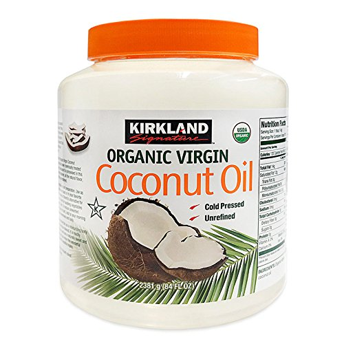 Kirkland Organic Virgin Coconut Oil product image