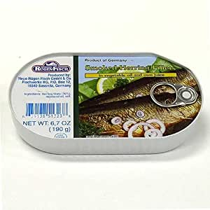 Smoked herring fillets 6 7 ounce grocery for Cod fish walmart